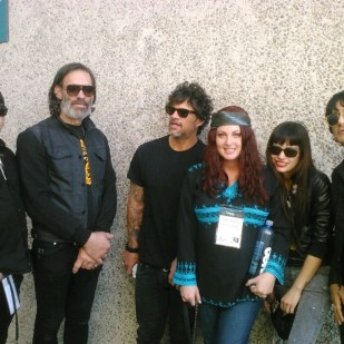 NAMM 2014 with EODM, Abby Travis, Tuesday Cross