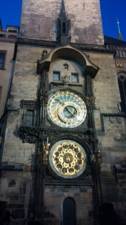 Astronomical clock, c. 1407 Old Town Square