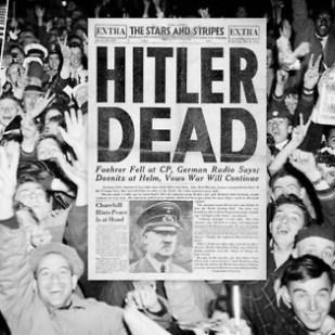 hitler is dead