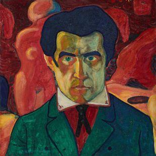 Self-portrait, 1912