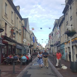 Bayeux, France - base for WW2 Normandy Beach history tours