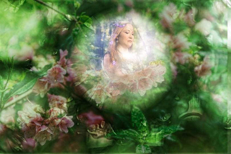Earth Goddess, Fantasy Art