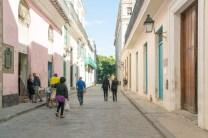 Street Scene Havana