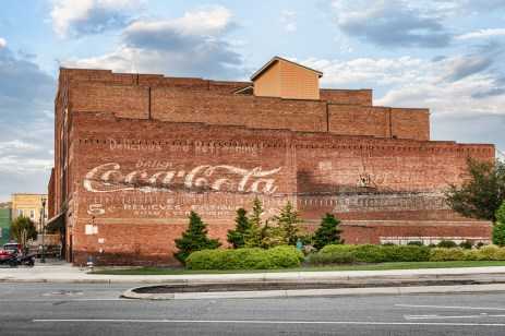 Coca Cola 5 Cents by Sharon Popek