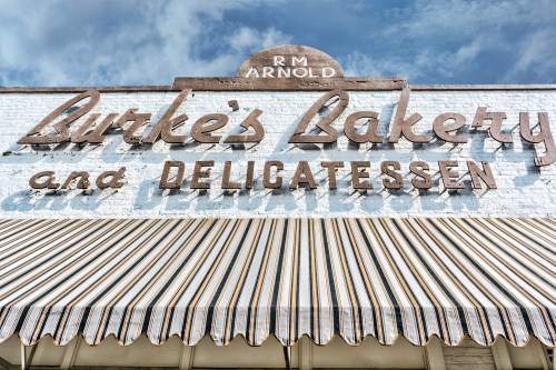 Burke's Bakery and Deli in Danville Kentucky