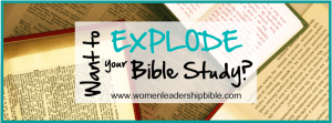 New Resource for Bible Study
