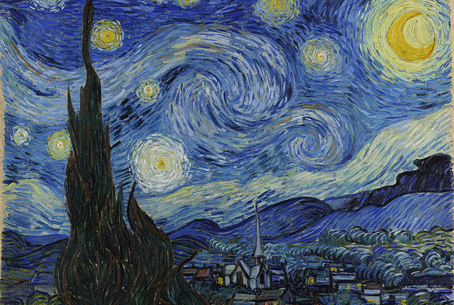 Creative expressions of visual art advise our spiritual journey in ways unattainable elsewhere. May we never repeat Van Gogh's experience with the church.