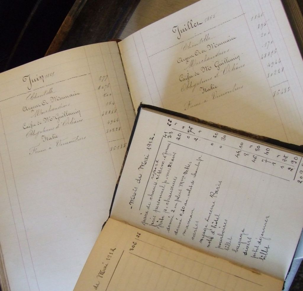 the french ledger book - MY FRENCH COUNTRY HOME