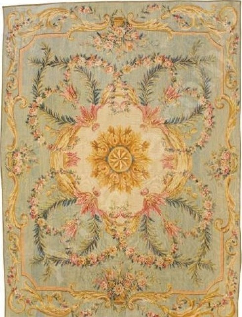 The Allure Of An Aubusson My French Country Home