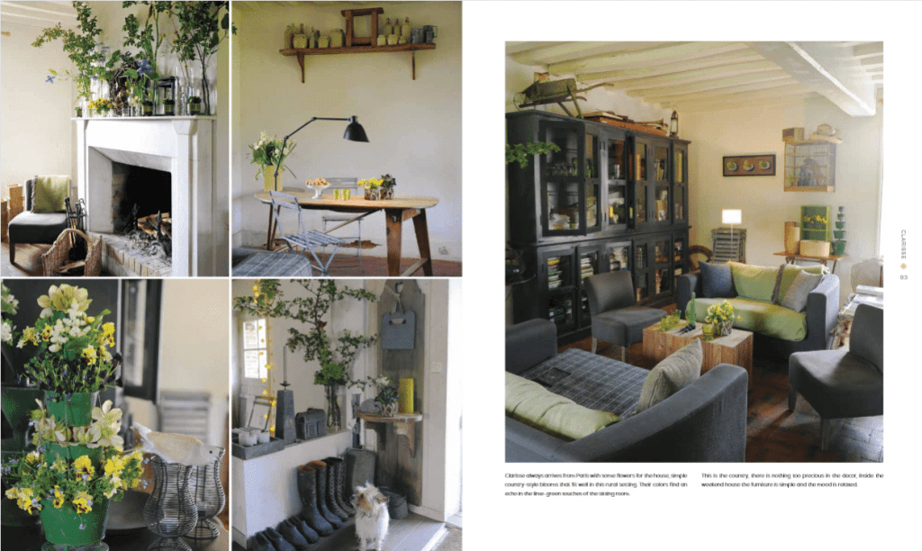 page-spread-from-My-Stylish-French-Girlfriends-by-Sharon-Santoni