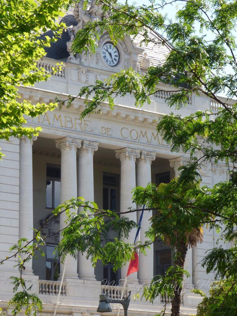 19TH CENTURY BUILDING NICE COTE D'AZUR