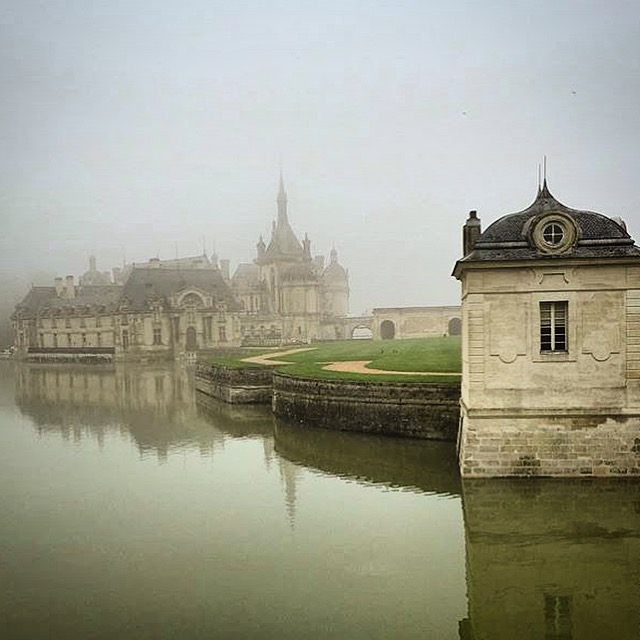 chateau de chantilly, photo florence de la boissiere