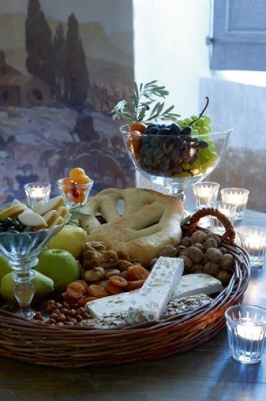 thirteen desserts of provence at christmas