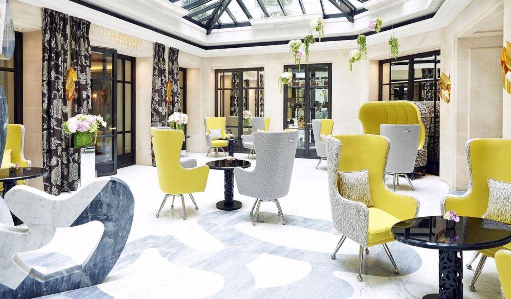 le burgundy hotel paris