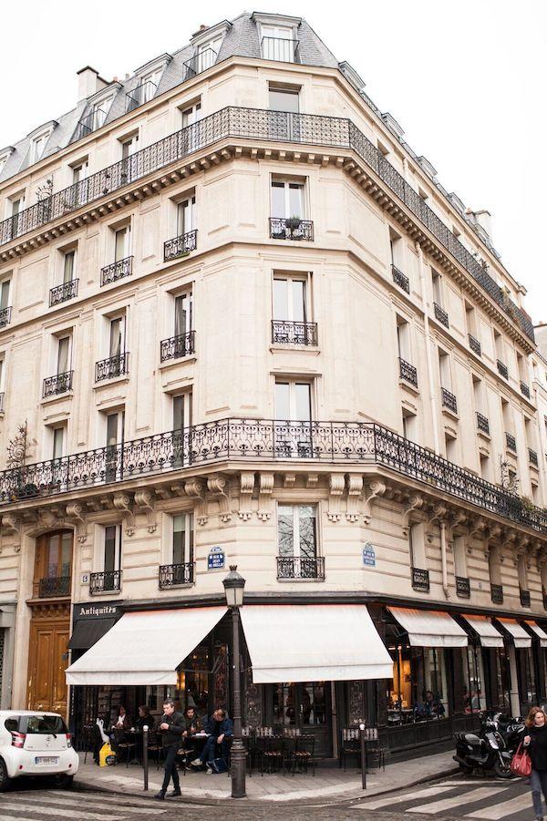 café st regis paris photo james pouliot