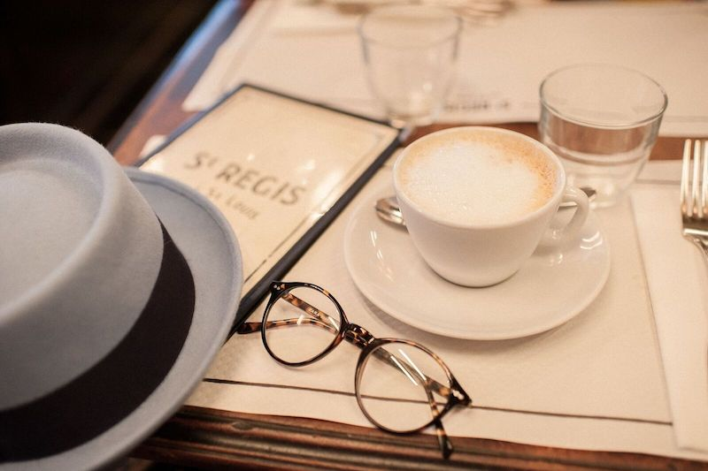 café st regis paris photo james pouliot