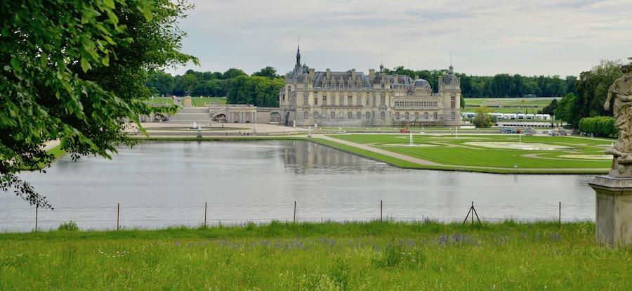 guest and house La maison et l'atelier chateau chantilly