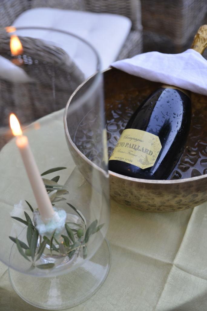 celebrating at chateau de moissac, south of france