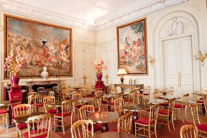 mary cassat show at the jacqueart andre museum, paris