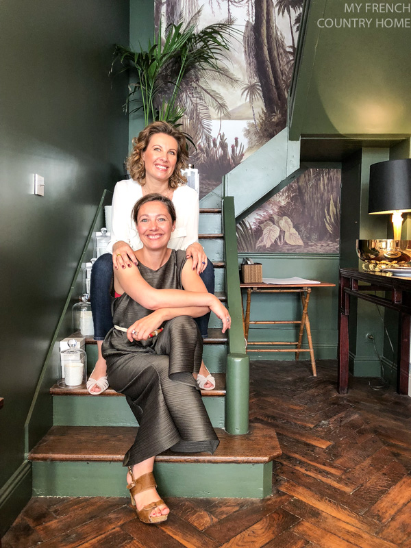 Cécile and Octavie of Maison du Bac- MY FRENCH COUNTRY HOME