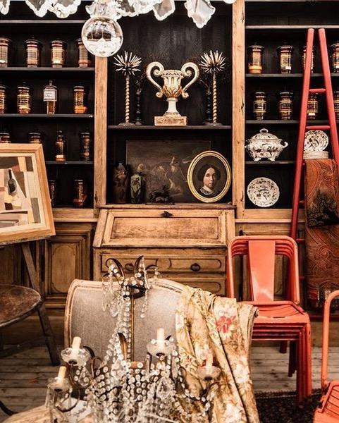 Chatou Fair- our october luxury lifestyle tour