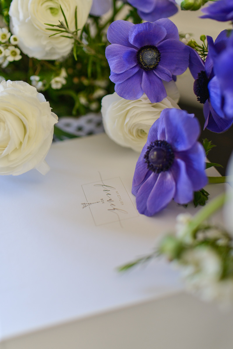 blue and white flowers- blue and white for our may box- MY FRENCH COUNTRY HOME