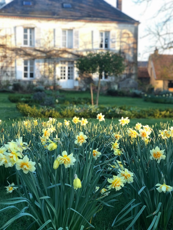 The Spring Garden My French Country Home