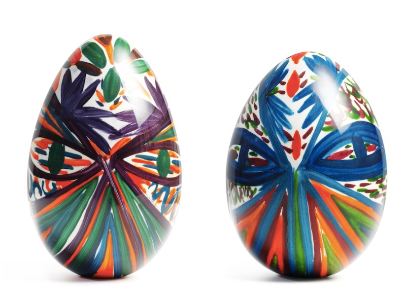 2019 French Easter Eggs by Chocolatier Jacques Genin | My French Country Home