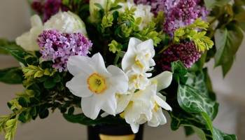 The Restrained Bouquet My French Country Home