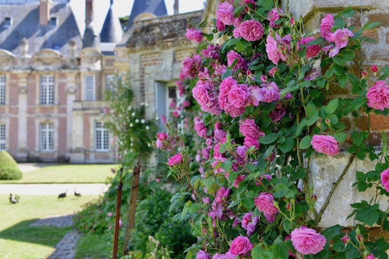 The perfect day trip from Paris: Chateau Miromesnil