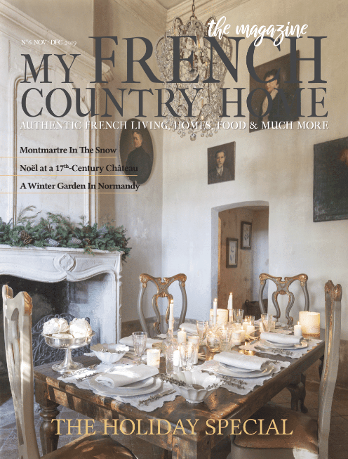 cover photo my french country home magazine