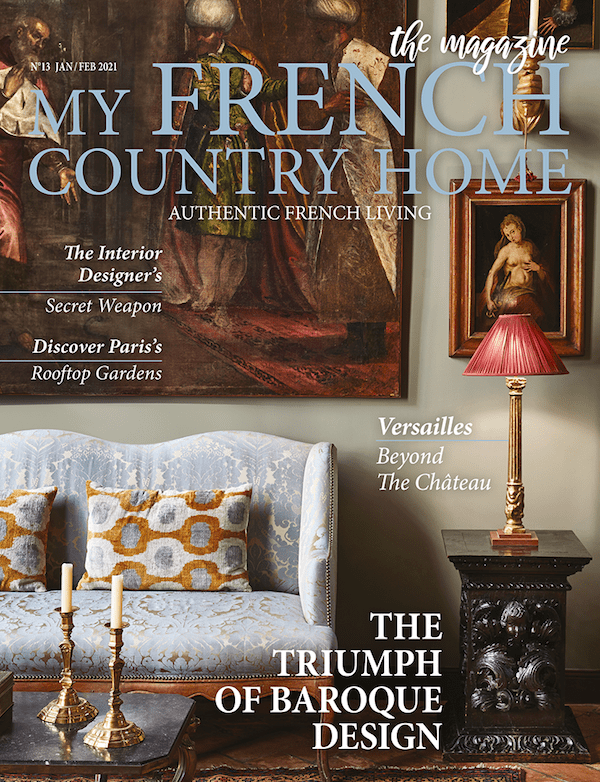 cover jan feb my french country home magazine