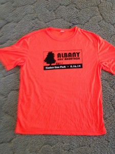 Albany - T-shirt