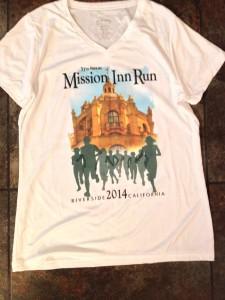 Mission Inn Run - T-Shirt