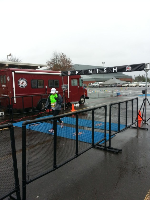 Eugene - Holiday Half