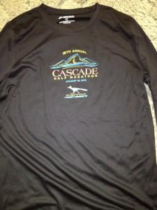 Cascade Half-Marathon - T-Shirt