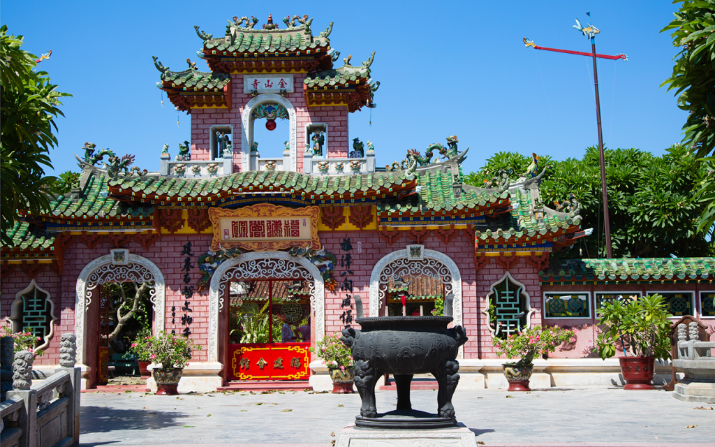 Vietnam | Chinese Assembly Hall