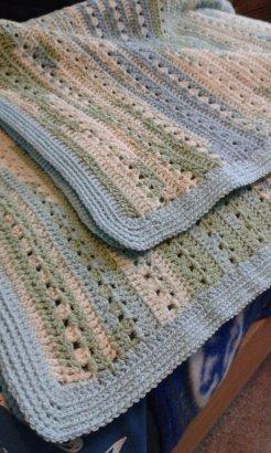 Cosy Crofter Blanket
