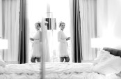Wedding Queen Street Burroughes City Toronto Thompson Hotel