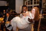 Candid - Reception - Offbeat Bride - St.Lawrence Market Wedding - Toronto Wedding Photographer