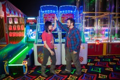 Arcade Engagement Session