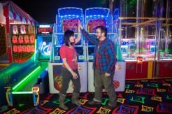 Arcade Engagement Session