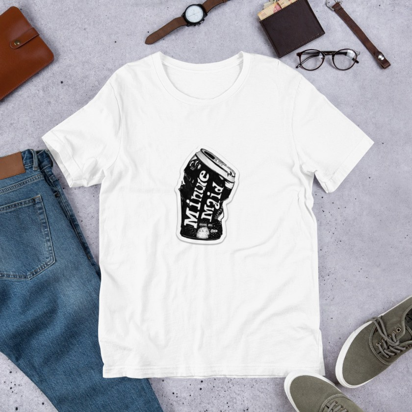 Product Img Minute Maid T-shirt White