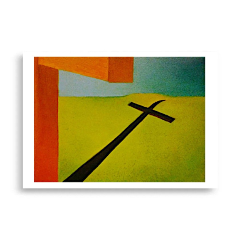 Limited Edition Print Entitled Easter