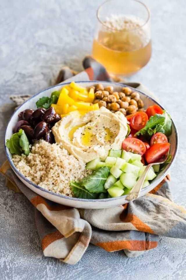 9 Healthy Vegetarian Dinner Recipes To Make Tonight Sharp Aspirant