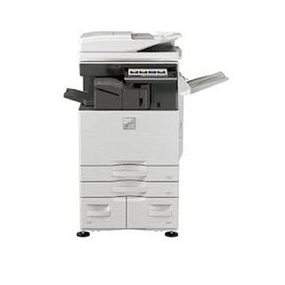 Sharp MX-M5050 Scanner Driver Download