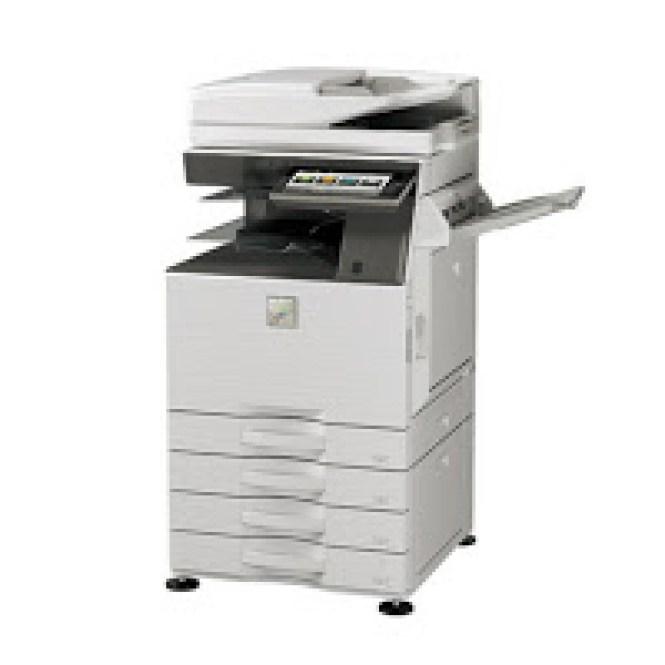 Sharp MX-3560V Scanner Driver Download