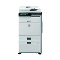 MAC OS Printer Driver Package Software for Sharp MX-M283N