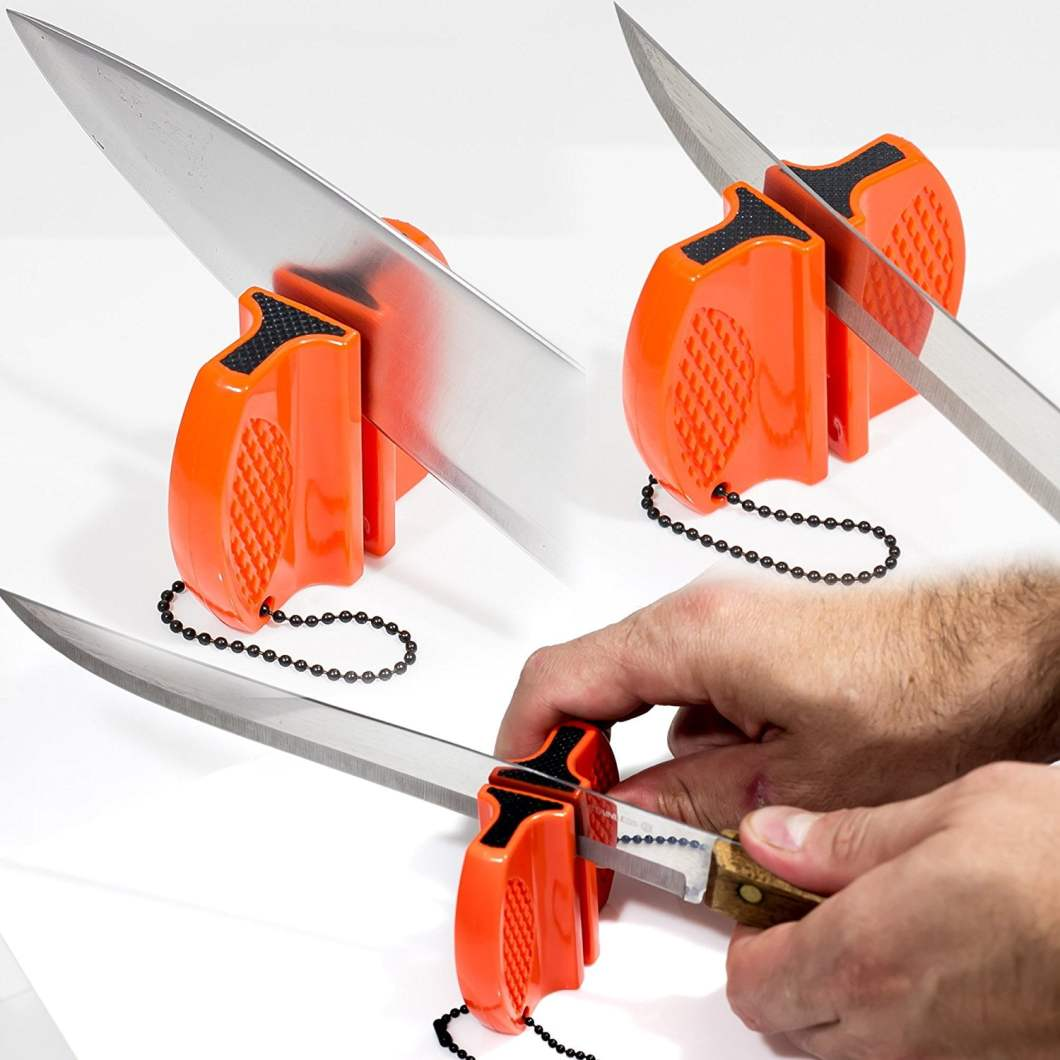 Hunting Knife Sharpening Kit || Best Hunting Knife Sharpener Reviews