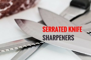 serrated knife sharpeners